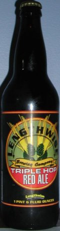 Lengthwise Triple Hop Red Ale