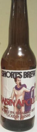 Short�s Raisin Apollo Double IPA