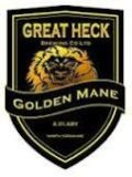 Great Heck Golden Mane Export - Golden Ale/Blond Ale