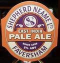 Shepherd Neame East India Pale Ale - Golden Ale/Blond Ale