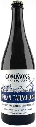 The Commons Urban Farmhouse Ale - Saison