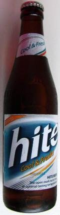 Hite Cool & Fresh!