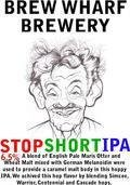 Brew Wharf Stop Short IPA