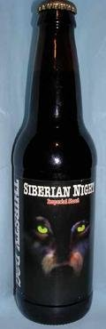 Thirsty Dog Siberian Night Imperial Stout - Imperial Stout