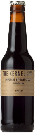 The Kernel Imperial Brown Stout London 1856 - Imperial Stout