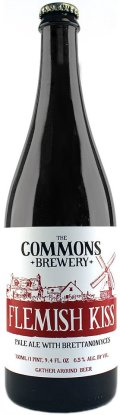The Commons Flemish Kiss - Sour/Wild Ale