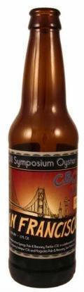 2011 Symposium Oyster Stout