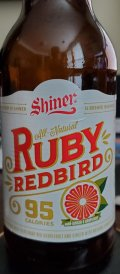 Shiner Ruby Redbird