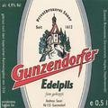Sauer Gunzendorfer Edelpils - Pilsener