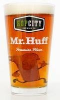 Hop City Mr. Huff Persuasion Pilsner