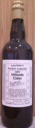 Lawsons Finest Hillside Cider 2009