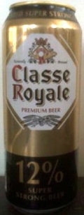 Classe Royale Super Strong Beer