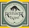 Reinaert Tripel - Abbey Tripel