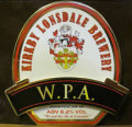Kirkby Lonsdale Westmoreland Pale Ale (WPA)