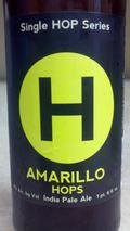 Hermitage Single HOP Amarillo