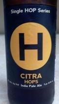 Hermitage Single HOP Series - Citra