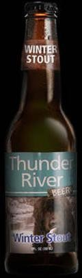 Thunder River Winter Stout - Sweet Stout