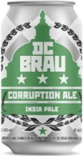 DC Brau The Corruption - India Pale Ale (IPA)