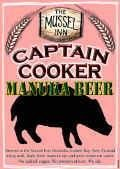 Mussel Inn Captain Cooker Manuka Beer
