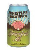 Whistler Paradise Valley Grapefruit Ale