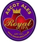 Ascot Royal IPA