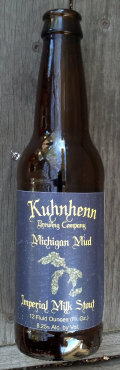 Kuhnhenn Michigan Mud Imperial Milk Stout - Imperial Stout