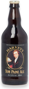 Harveys Tom Paine Ale (Bottle) - Premium Bitter/ESB