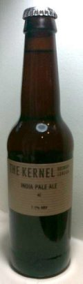 The Kernel India Pale Ale 4C - India Pale Ale (IPA)