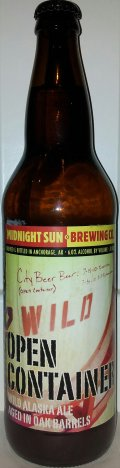 Midnight Sun Open Container