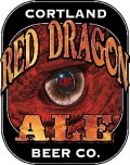 Cortland Red Dragon Ale - American Strong Ale