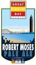 Great South Bay Robert Moses Pale Ale