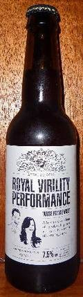BrewDog Royal Virility Performance  - Imperial/Double IPA