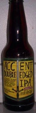 Alley Kat Sherbrooke Accent Double Edged IPA