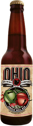 Ohio Brewing Jingle Bell Ale