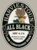 Harviestoun All Black - Porter