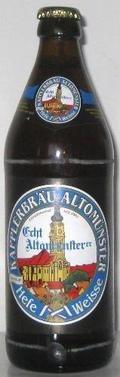 Kapplerbr�u Echt Altom�nsterer Hefe-Weisse