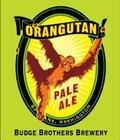 Budge Brothers Orangutan Pale Ale
