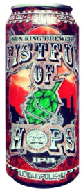 Sun King Fistful of Hops Green (2013/14)