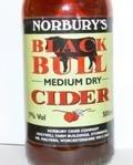 Norbury�s Black Bull Cider Medium Dry (Bottle) - Cider