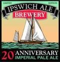Ipswich 20th Anniversary Imperial Pale Ale - Imperial/Double IPA