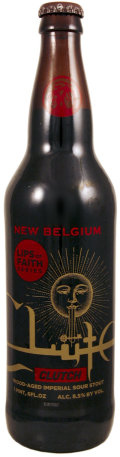 New Belgium Lips of Faith - Clutch