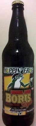 Hoppin Frog Barrel Aged BORIS Royale