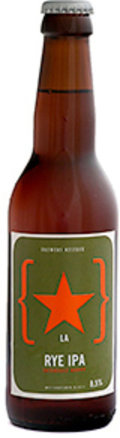 Lervig Brewers Reserve Rye IPA - Imperial/Double IPA