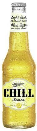 Miller Chill Lemon - Fruit Beer/Radler