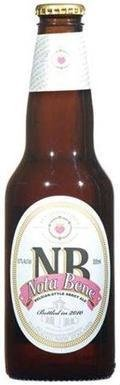 Ben Middlemiss Nota Bene Abbey Ale