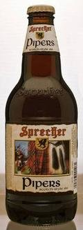 Sprecher Pipers Scotch Ale - Scotch Ale