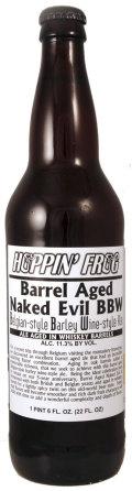 Hoppin� Frog Barrel Aged Naked Evil BBW