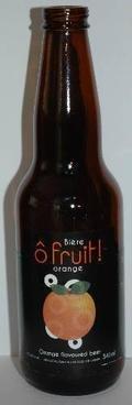 Brasseur De Montr�al � Fruit Orange