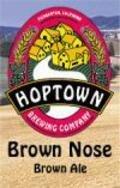 HopTown Brown Nose Brown Ale