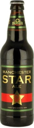 J.W. Lees Manchester Star Ale
